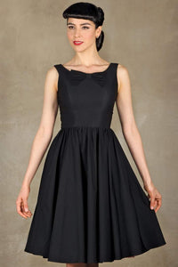 Stop Staring, LITTLE BLACK DRESS, Swing Dress,  LITBD-01 BLACK
