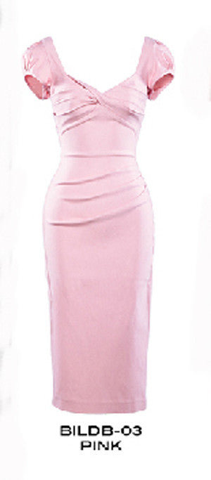 Stop Staring, PINK BILLION DOLLAR BABY Dress, CLASSIC, BLDB-03 PINK