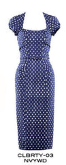 PRE ORDER New Stop Staring CELEBRITY Dress- CLBRTY -03  NVYWD