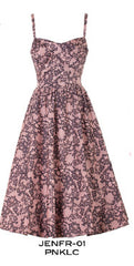 Stop Staring, Pink Lace Dress, JENNIFER Dress, Swing Dress, JENFR-01 PNKLC