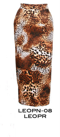 Stop Staring, LEOPARD SKIRT, Fall Winter 2016  LEOPN-08 LEOPR