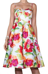 Stop Staring, SUNSHINE FLORAL Dress,  SUNSHN01 WTRCL