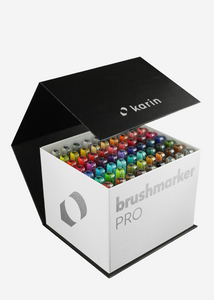 Karin BrushmarkerPRO | MegaBox 60 colours + 3 blenders (PRE-ORDER - 3 weeks delivery)