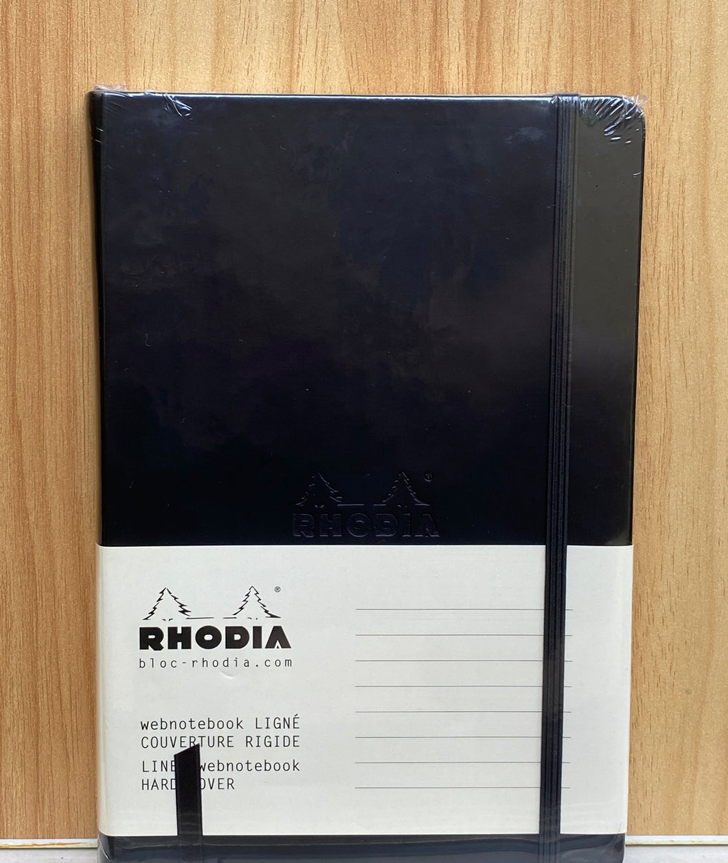 Rhodia Webnotebook Lined Hardcover