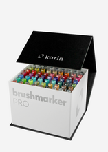 Load image into Gallery viewer, Karin BrushmarkerPRO | MegaBox 60 colours + 3 blenders (PRE-ORDER - 3 weeks delivery)
