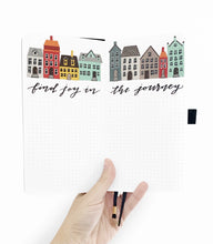 Load image into Gallery viewer, 144 pages Traveler's North Star Dot-Grid Notebook by Archer & Olive