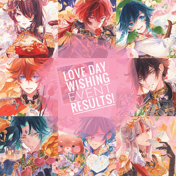 🐥 Wishing Event Results!