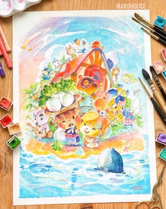 Original - Welcome to Nook Island