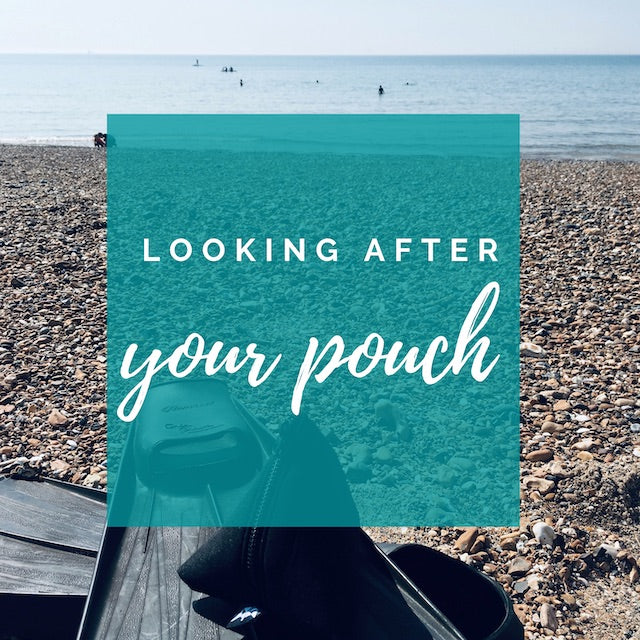 Looking After Your Neoprene Pouch
