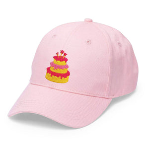 Birthday Cake Baseball Cap