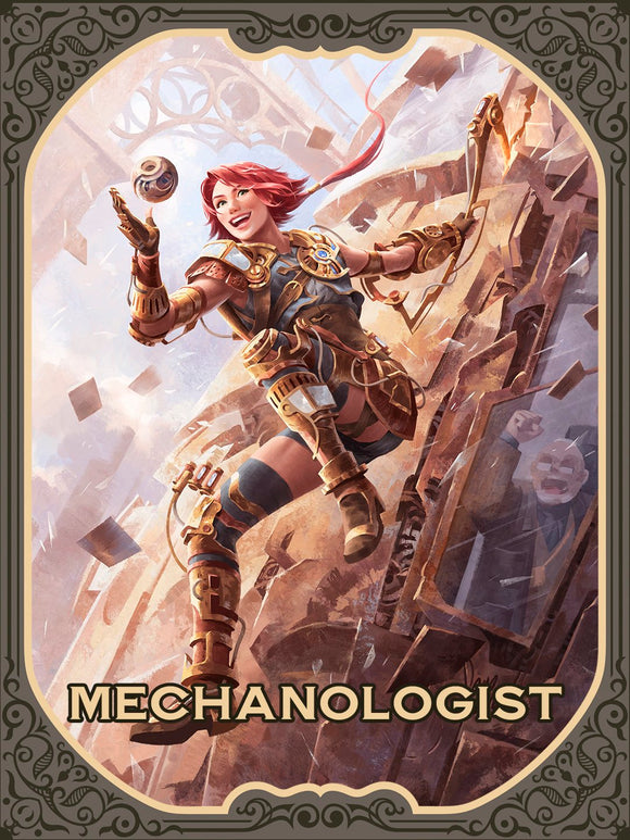 Mechanologist Singles