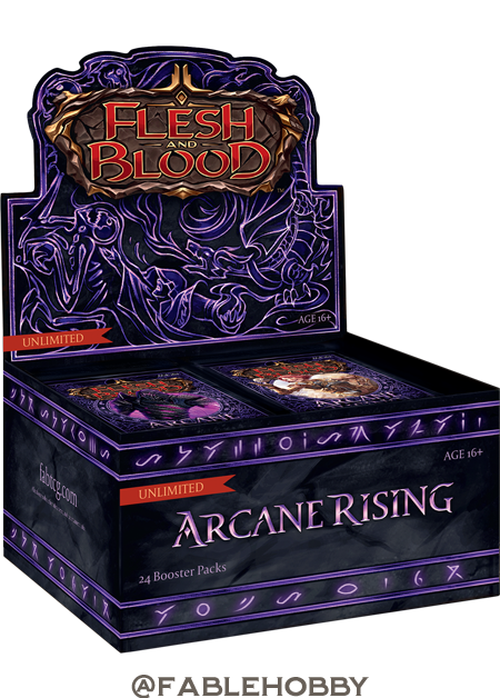 Arcane Rising Booster Box [Unlimited]