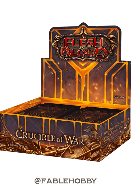 Crucible Of War Booster Box [First Edition]