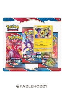 Pokémon Battle Styles Jolteon Blister Pack