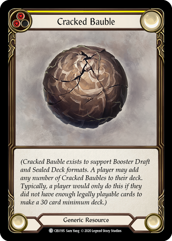 Cracked Bauble