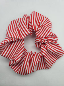 Candy Cane Lane Scrunchie