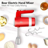 Bear 5 Speed Electric Hand Mixer