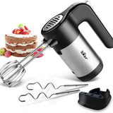 Electric Hand Mixer, 300W with 5 Speeds