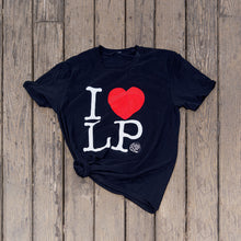 Load image into Gallery viewer, I Heart Luna Park Tee- Black