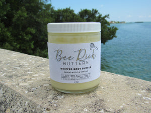 Sandalwood & Vanilla Body Butter