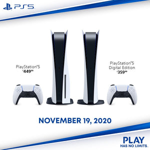 PlayStation®5 Digital Edition