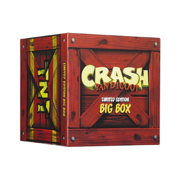 Big Box TNT Crash Bandicoot