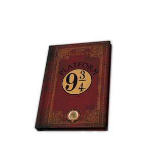 Notebook A6 Mini Harry Potter 9 3/4