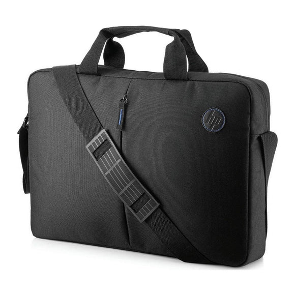HP 15.6 Inch Focus Topload Notebook Bag Black