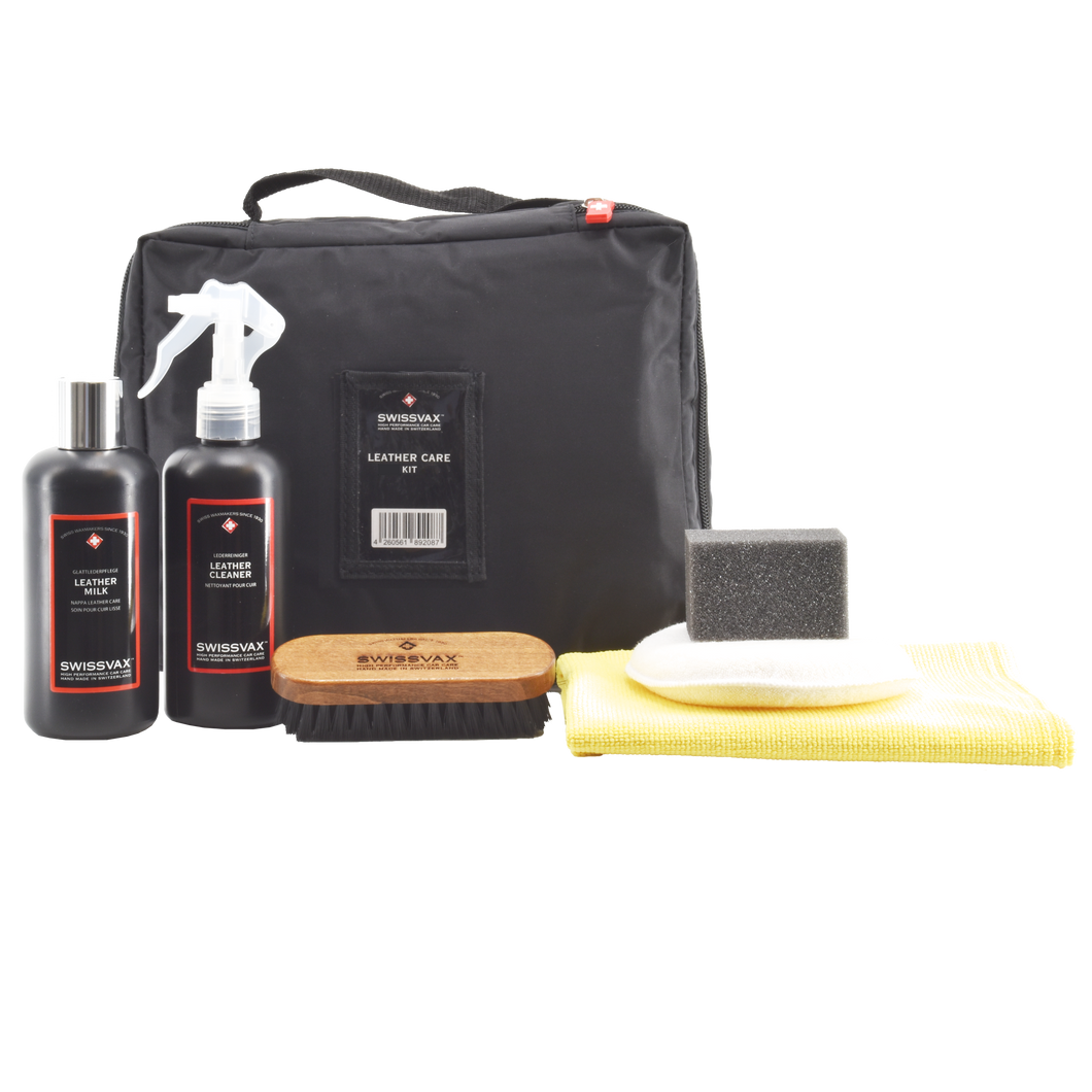LEATHER CARE KIT/ FORTE