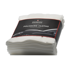 POLISHING CLOTHS for hand and metal polishes, pack of 30