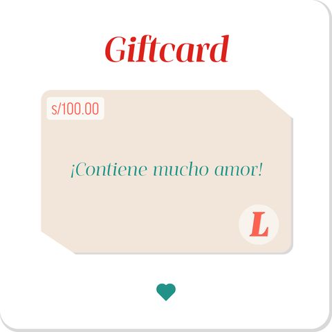 Giftcard s/100