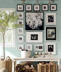 Gallery wall wall art groupings white frames artwork wall galleries how to size hang art photos