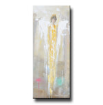 GICLEE PRINT Art Abstract Angel Painting Golden Angel Wall Art~ Joyful Heart Foundation Charity - Christine Krainock Art - Contemporary Art by Christine - 4