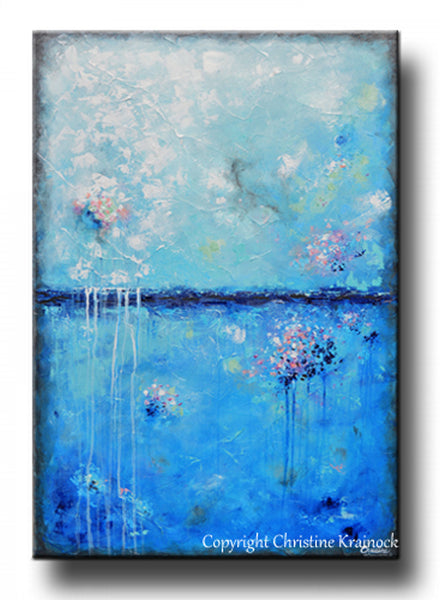 Beach Wall Art Ocean Paintings