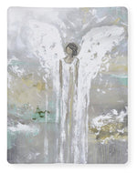 Blessed With Grace And Joy -  Angel Blanket