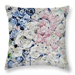 Everything Is Coming Up Roses - Throw Pillow