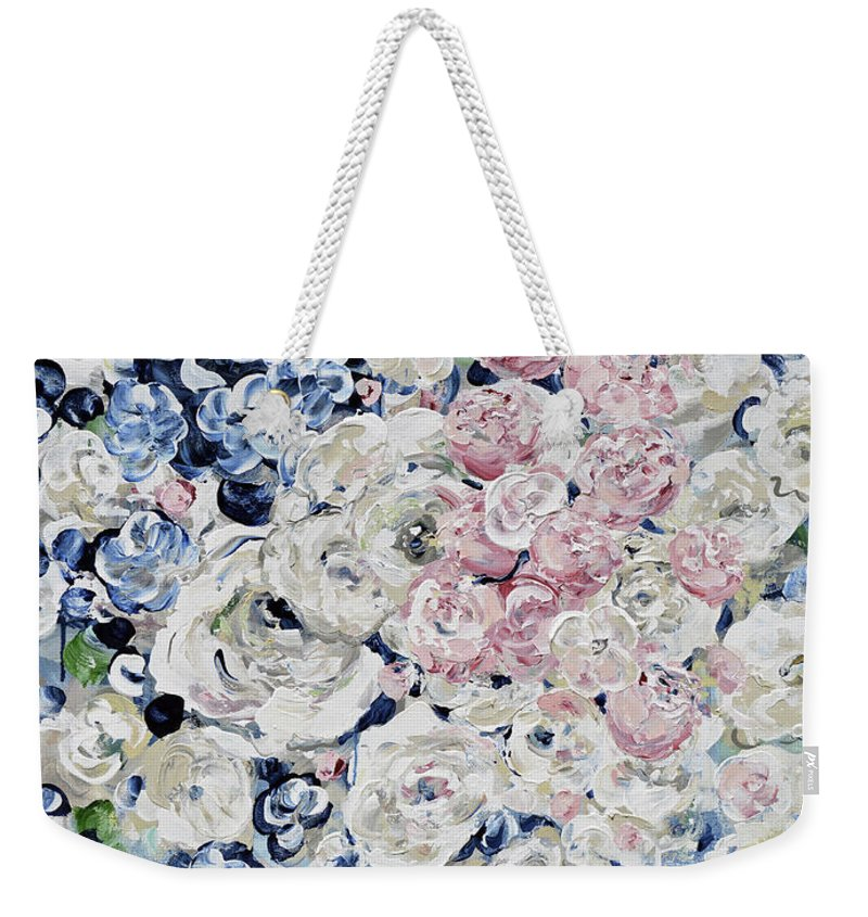 Everything Is Coming Up Roses - Weekender Tote Bag