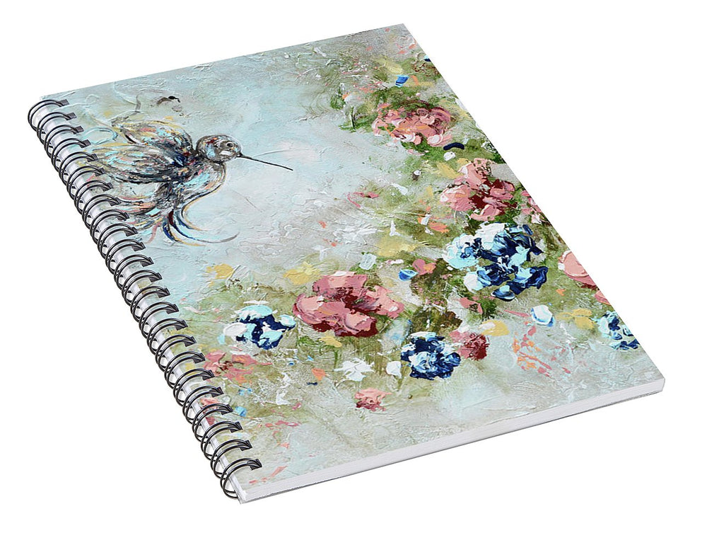 Hummingbird Notebook Journal