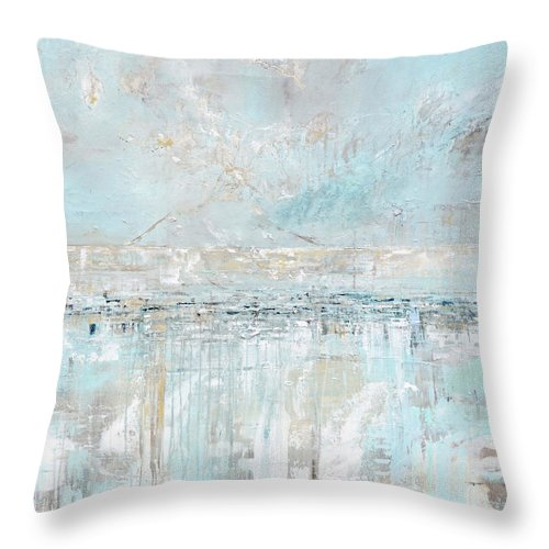 Sea Breeze - Throw Pillow