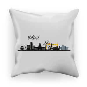 Free Your Stray Funk In Belfast Cushion