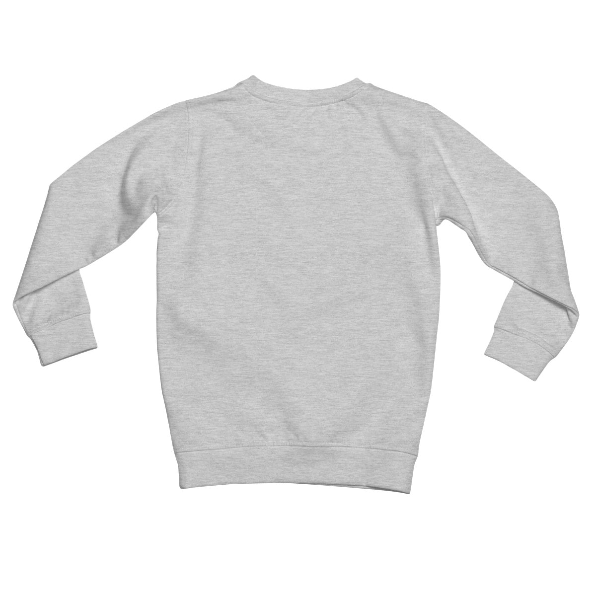 Wind Yer Neck In (Black) Ambigram Kids Retail Sweatshirt