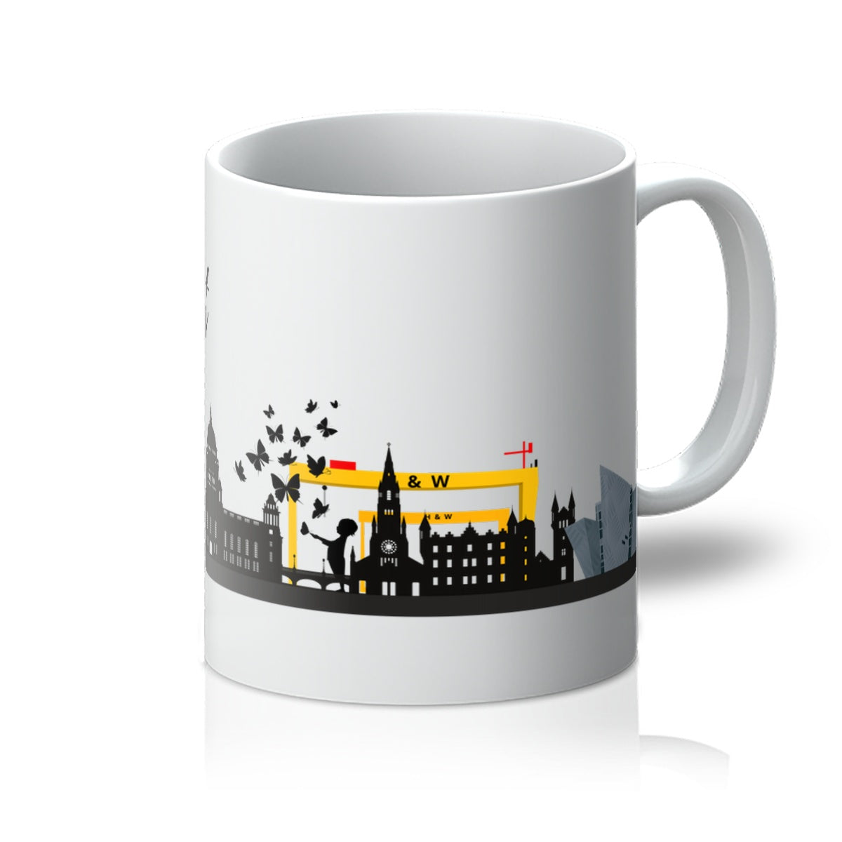 Free Your Stray Funk In Belfast Mug