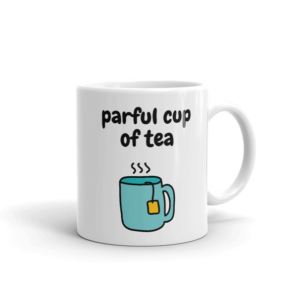Parful Cup Of Tea Mug