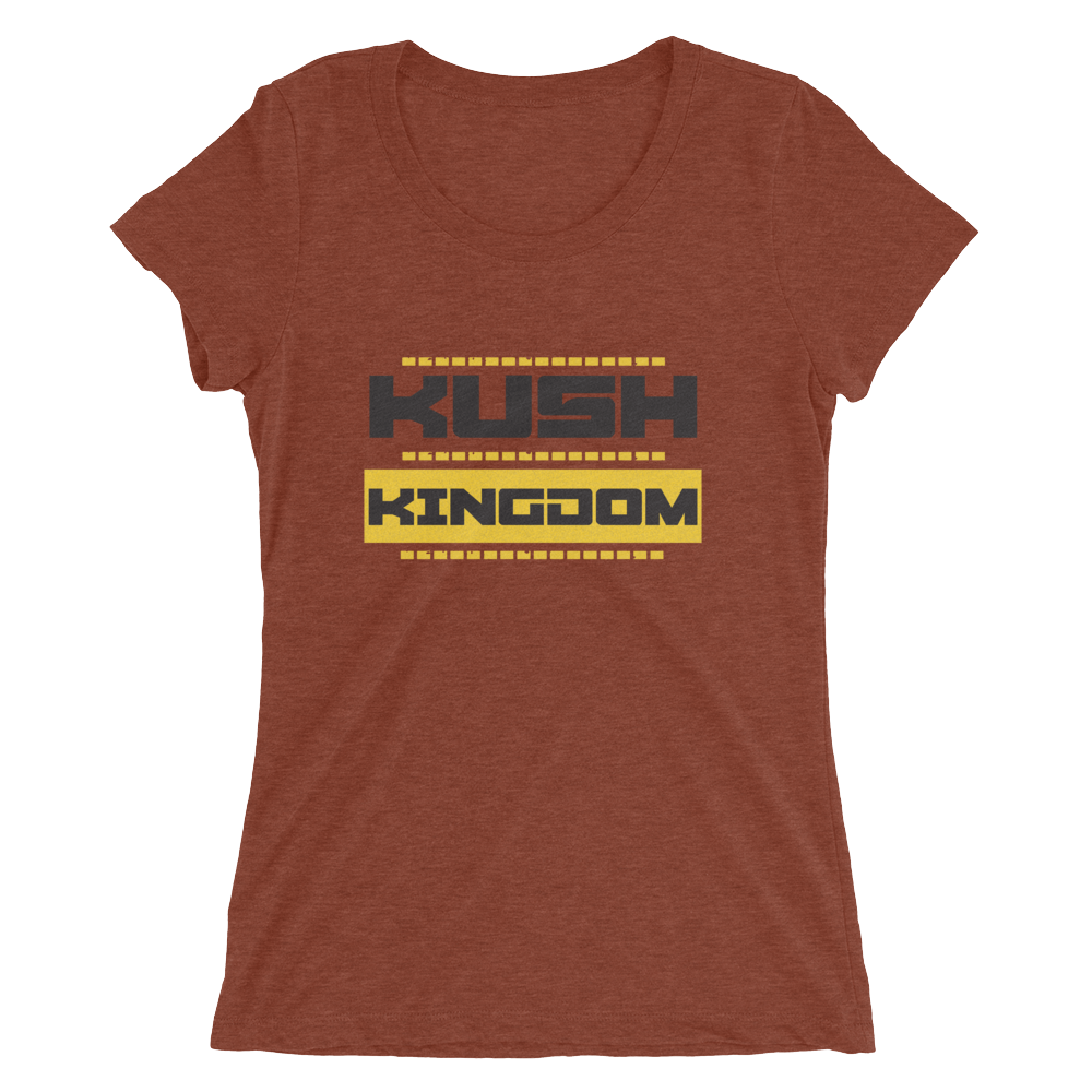 Kush Kingdom Ladies' Short Sleeve T-Shirt