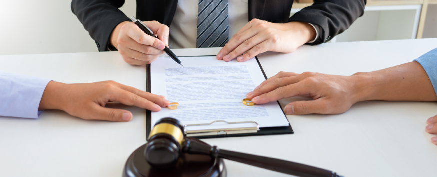 Requirements for a legally binding separation agreement
