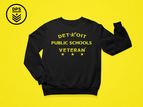 DPS Veteran Crewneck