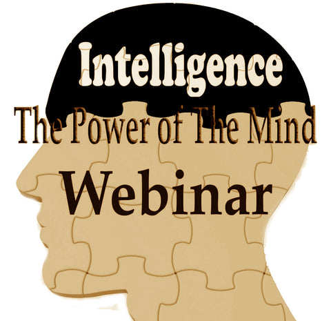 Webinar Intelligence The Power of the Mind by Nichel Anderson