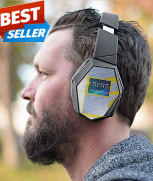 """Bountiful"" Podcast Show Bluetooth Headphones Elite"