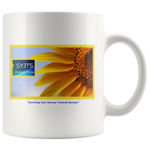 """Supreme Sunrise Mug"" Podcast Show"