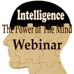 FREE Webinar - Intelligence Power of the Mind